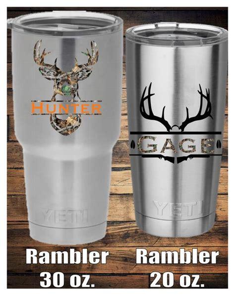 Stiker Camouflage 331 camo fishing vinyl decals horns deer