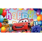 Disney Pixar Cars Happy Birthday Song