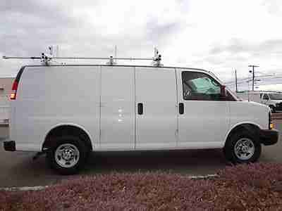 automobile air conditioning repair 2007 chevrolet express 3500 parental controls sell used 2007 chevy express cargo 3500 cargo van v 8 auto 1 owner no accidents clean in trenton