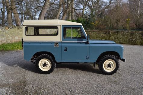 land rover series one for sale land rover series 3 88 quot one of the last made 1 owner and