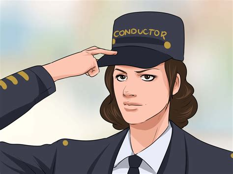 how to become a conductor 12 steps with pictures