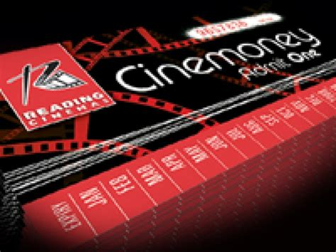 Reading Cinemas Gift Card - perfect gift idea gift cards reading cinemas au