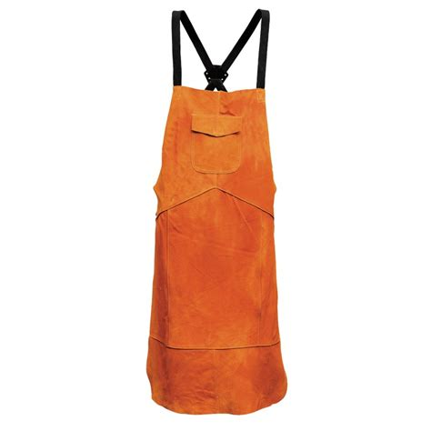 leather welding apron portwest sw10 leather welding apron safetynet direct