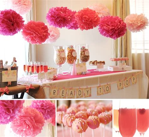 cool baby shower ideas for girls   Baby Shower Decoration Ideas