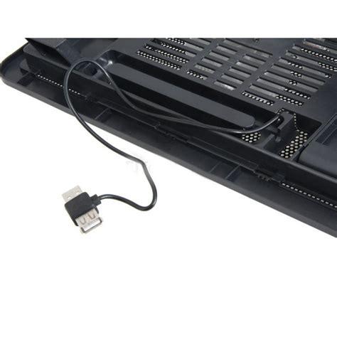 ultra quiet box fan fan ultra slim and quiet n19 black laptop cooler