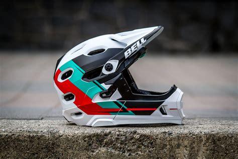 Helm Bell Dh bell dh neuer helm mit abnehmbarem kinnb 252 gel