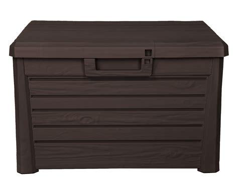 sitztruhe garten sitztruhe garten kissenbox auflagenbox wasserdicht