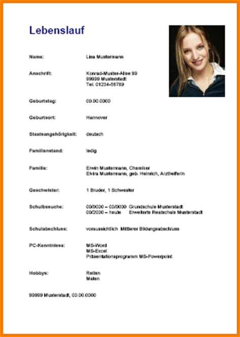 Bewerbung Arbeit Kindergarten 5 Lebenslauf Vorlage Ausbildung Transition Plan Templates