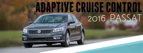 adaptive cruise control    vw passat