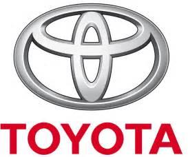 Toyota Logo Spells Toyota Toyota Logo Auto Lamborghini