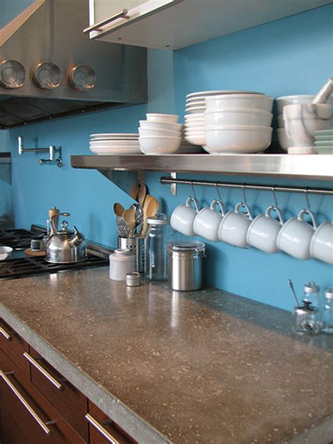 Poured Cement Countertops by Pouring Your Own Concrete Countertops Tutorial By
