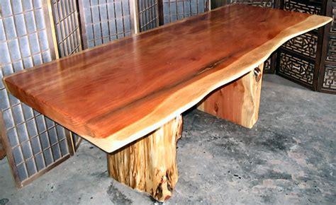 redwood dining table dining table redwood burl dining table
