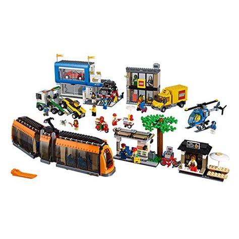 Lego 60097 City Square new lego city 60097 town square japan ebay
