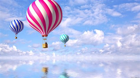 hot air balloon desktop hot air balloon full hd wallpaper and background image