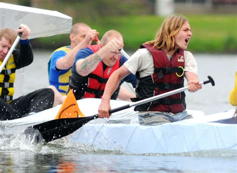 pedal boat in lake orion age and cunning prevail news thesouthern