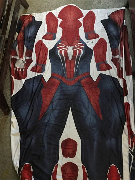 Insomniac Spidermanps4 Pattern ps4 pattern amino