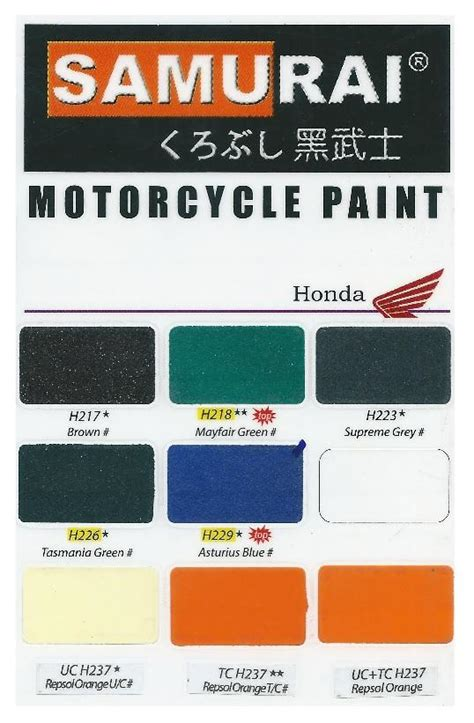Samurai Honda samurai honda motor spray paint end 1 24 2018 10 03 am