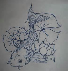 Koi Fish And Lotus Designs The World S Catalog Of Ideas