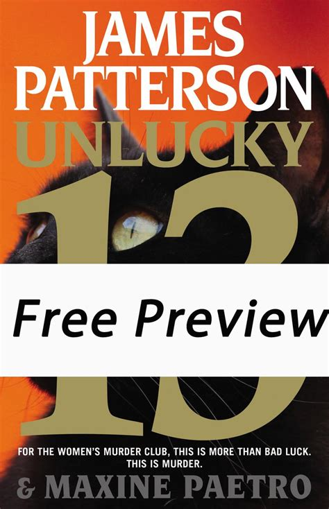 The 7th Heaven By Patterson Maxine Paetro unlucky 13 free preview by hachette book issuu