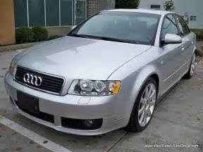 Audi 2004 A4 1 8 Turbo 2004 Audi A4 1 8 Turbo Ultra Sport Package 1 Owner Sold