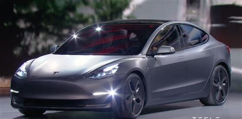 tesla model 3 gray tesla model 3 faq answered