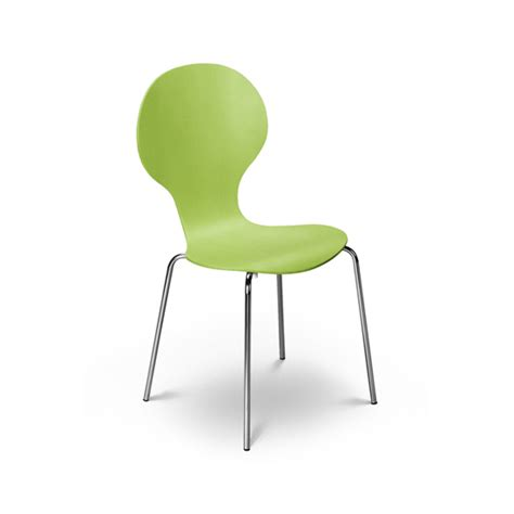 Green Bistro Chairs Brighten Up Dining Room With Different Colour Dining Chairs