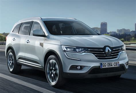renault suv 2017 2017 renault koleos ii debuts in china to global audience