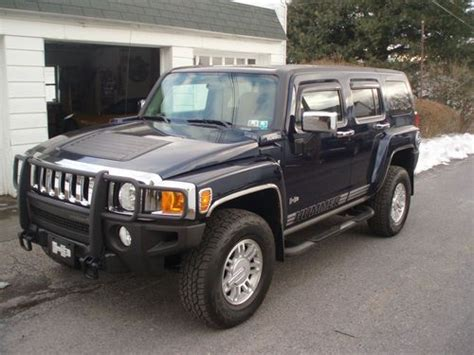 auto air conditioning repair 2007 hummer h3 regenerative braking find used 2007 hummer h3 base sport utility 4 door 3 7l in hazleton pennsylvania united states