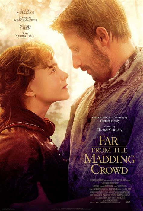 far from the madding review far from the madding crowd