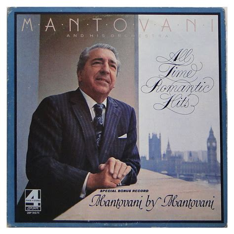 mantovani and his orchestra lp mantovani and his orchestra all time hits