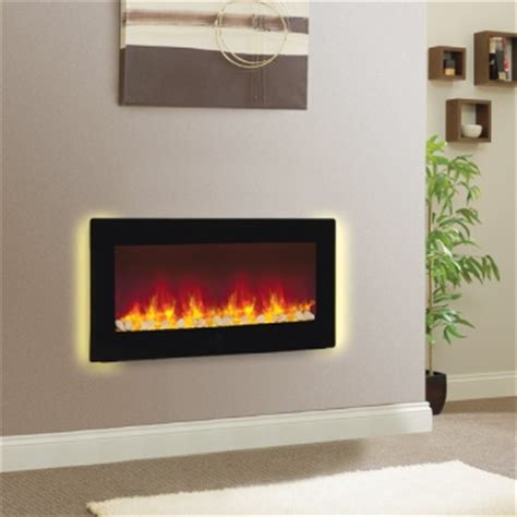 modern wall mounted electric fires be modern amari wall mounted or free standing electric