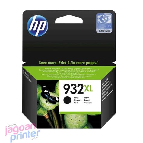 Tinta Hp 802 Xl Hitam Cartridge Hp Deskjet 1000 1050 1056 2000 Ori jual cartridge hp 932 xl black murah garansi jagoanprinter