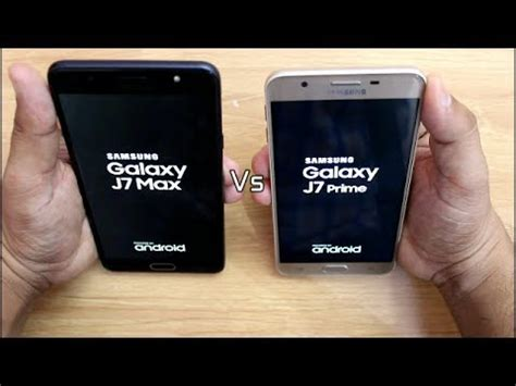 Samsung S6 Vs J7 Pro samsung galaxy j7 max vs j7 prime speedtest comparison i