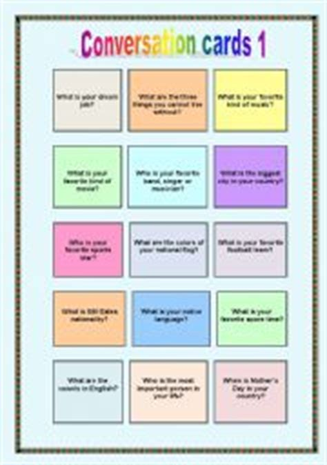 wh questions printable flash cards conversation cards 1 wh questions to be