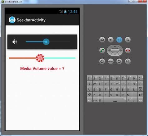 android layout search view xml how to create custom seekbar in android develop mobile