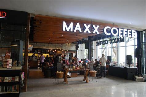 kombinasikan kopi lokal mancanegara ini cara maxx coffee