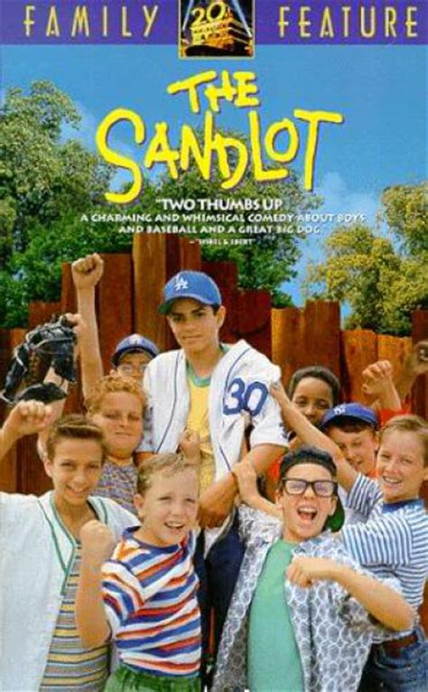 what of is in the sandlot the sandlot 1993 then and now 21 pics izismile