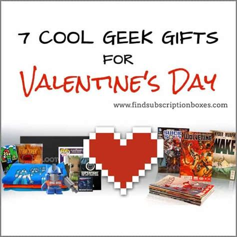 7 Classic Presents For Valentines Day by 7 Cool Gifts For S Day Find Subscription