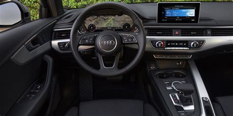 Audi A4 Interior by 2017 Audi A4 Review