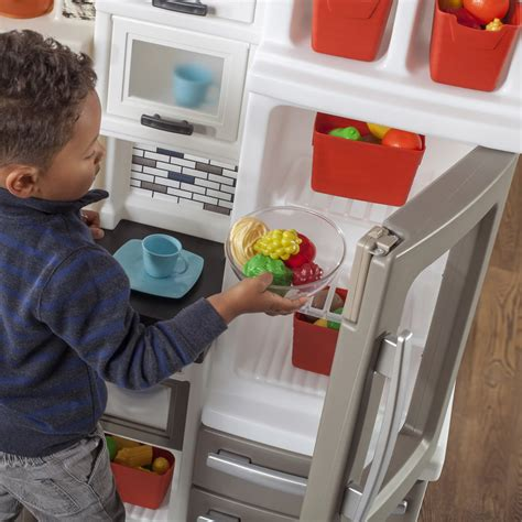 Step 2 Grand Kitchen by Grand Luxe Kitchen Play Kitchens Step2