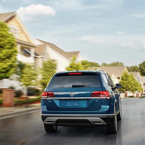 Safe Suv For Family by Is The 2018 Vw Atlas A Safe Family Suv