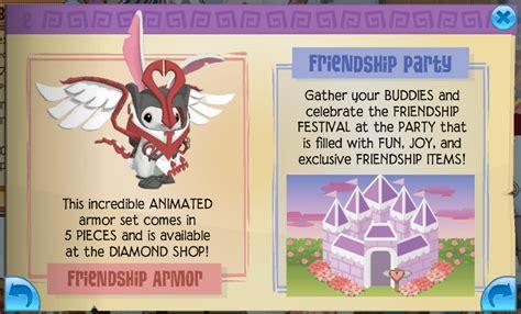 Jam Friendship friendship festivities animal jam world
