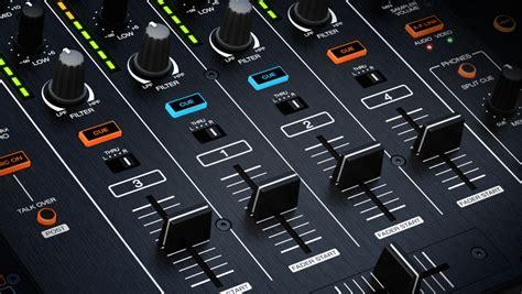 Mixer Dj namm 2016 denon dj mcx8000 serato engine controller