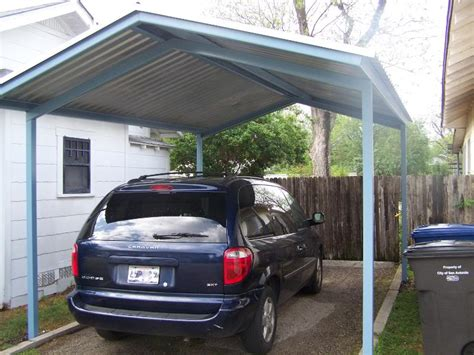 Stand Alone Carport stand alone carport gabled a frame south san antonio