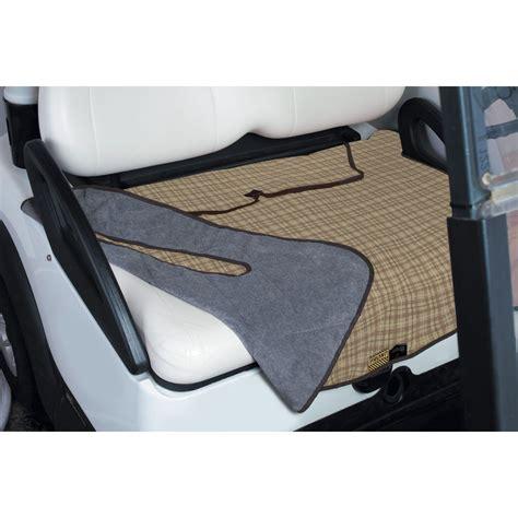 golf cart seat cover blanket golf seat blanket