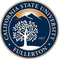 cal state fullerton colors california state fullerton