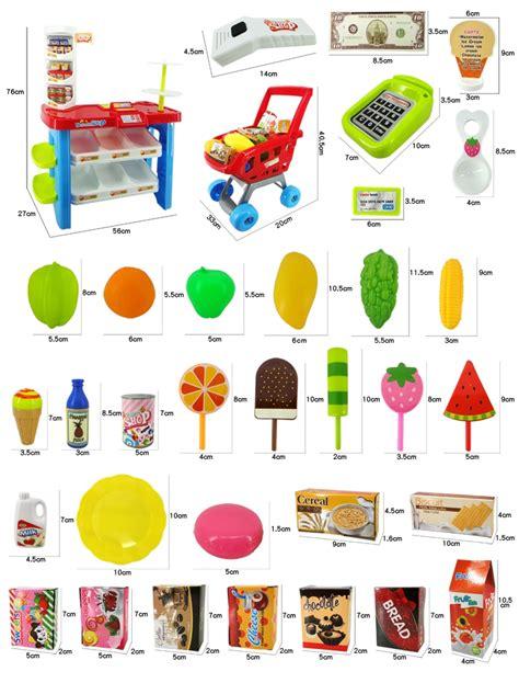 Play Desserts Shop supermarket play set dessert shop play best