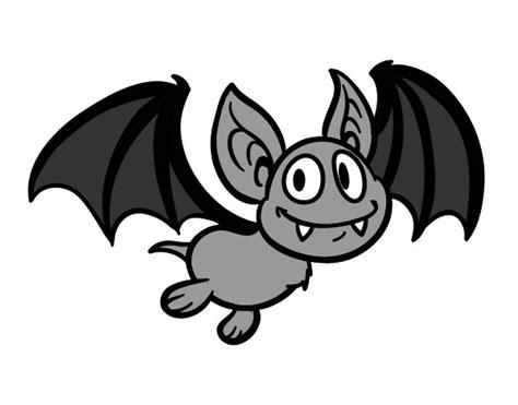 dibujos halloween a color imagui dibujo de murcielago pintado por vitu102 en dibujos net el