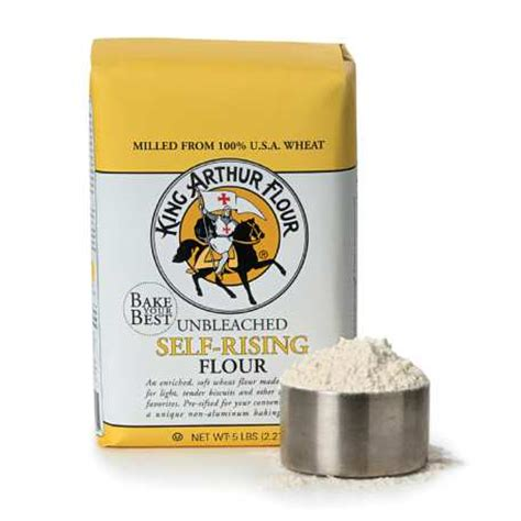 king arthur unbleached self rising flour 5 lb