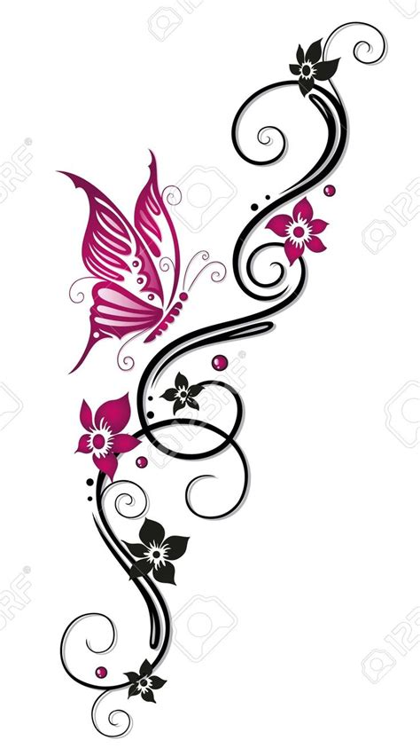 flower and butterfly tattoo designs 53 amazing butterfly tattoos designs